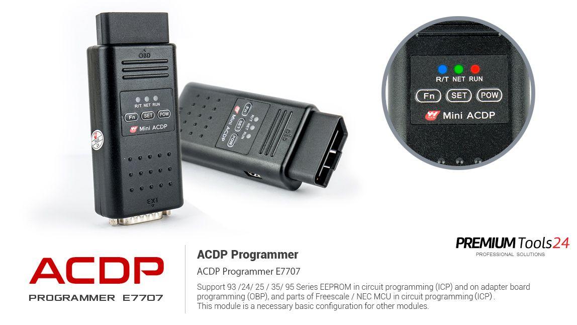 Yanhua Mini ACDP Programming Master