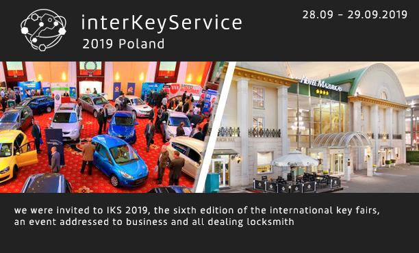 interKeyService 2019 Poland