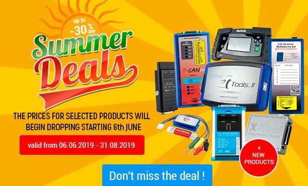 Summer Deals at Premium Tools 24