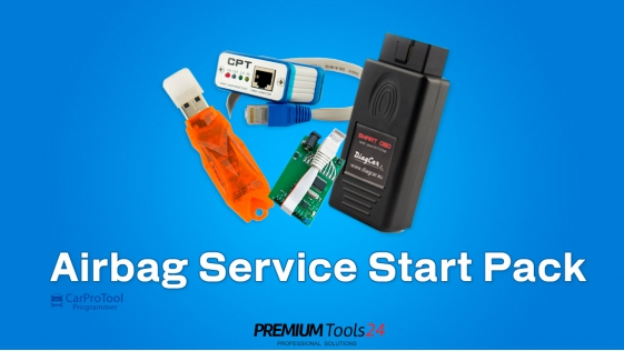 CarProTool - Airbag Service Start Pack