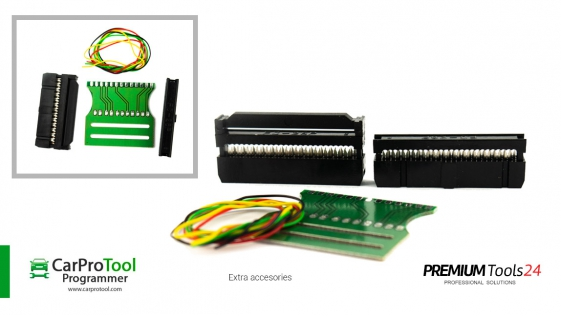 CarProTool - Airbag Service Tool + SmartOBD CAN Tool
