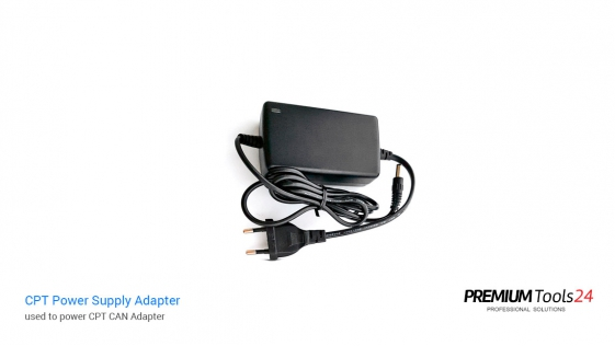 CPT Power Supply Adapter - Black Box 12V 2.3A