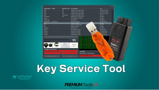 CarProTool Key Service Tool - RENEW Smart Key