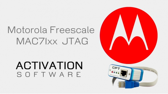 Motorola Freescale MAC71xx activation for CarProTool