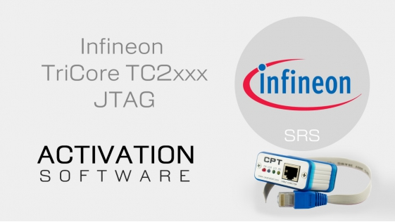 Infineon TriCore TC2xxx JTAG - activation for CarProTool