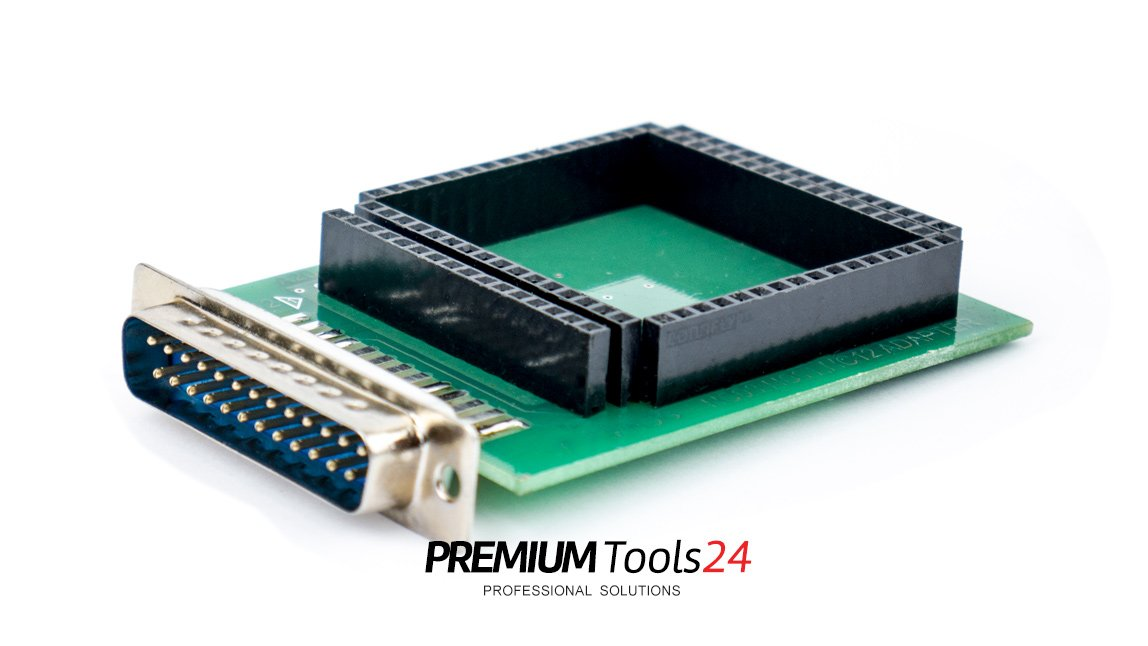 A20 - Adapter for processors HC08, HC11, HC12