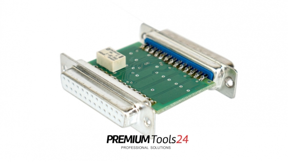 D1 - CarProg Dashboard Programming Adapter