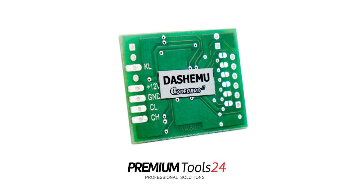 DASHEMU (Codecard)