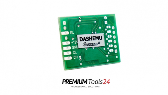 DASHEMU (Codecard)