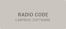 CarProg Radio Code (0)