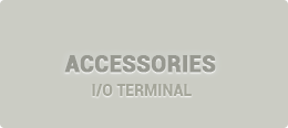 I/O TERIMNAL Accessories (3)