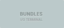 I/O TERIMNAL Bundles (4)
