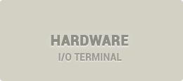I/O TERIMNAL Hardware (4)