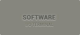 I/O TERMINAL Software (14)