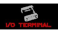 I/O TERMINAL (25)