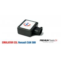Emulator ESL Renault CAN500 ver.2