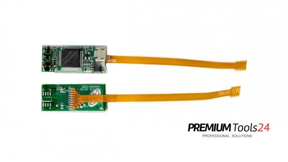 Programming Emulator for BMW 35xx series - odometer correction