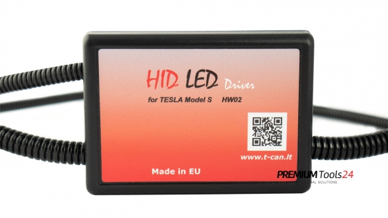 LED-HID Emulator for Tesla S