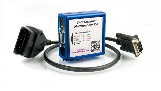 I/O TERMINAL HARDWARE HW 7.0