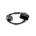 Main Standard Adapter OBDII - DB9 for I/O TERMINAL