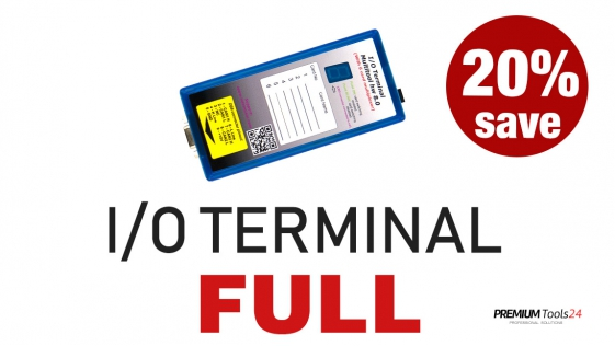 I/O TERMINAL FULL