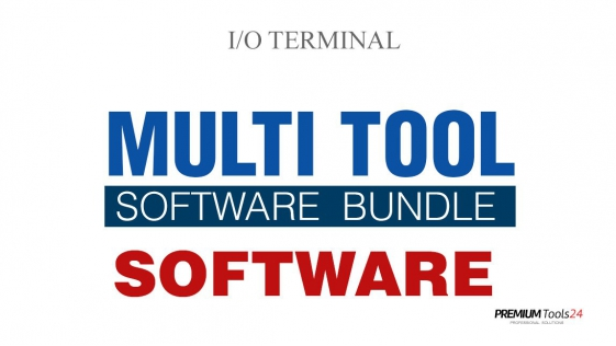 SOFTWARE MULTI TOOL BUNDLE FOR I/O TERMINAL