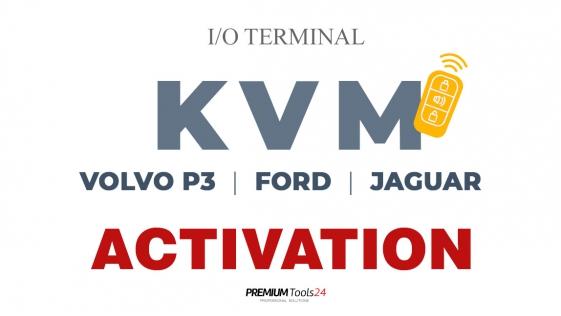 Keyless Vehicle Module for VOLVO P3, FORD, JAGUAR