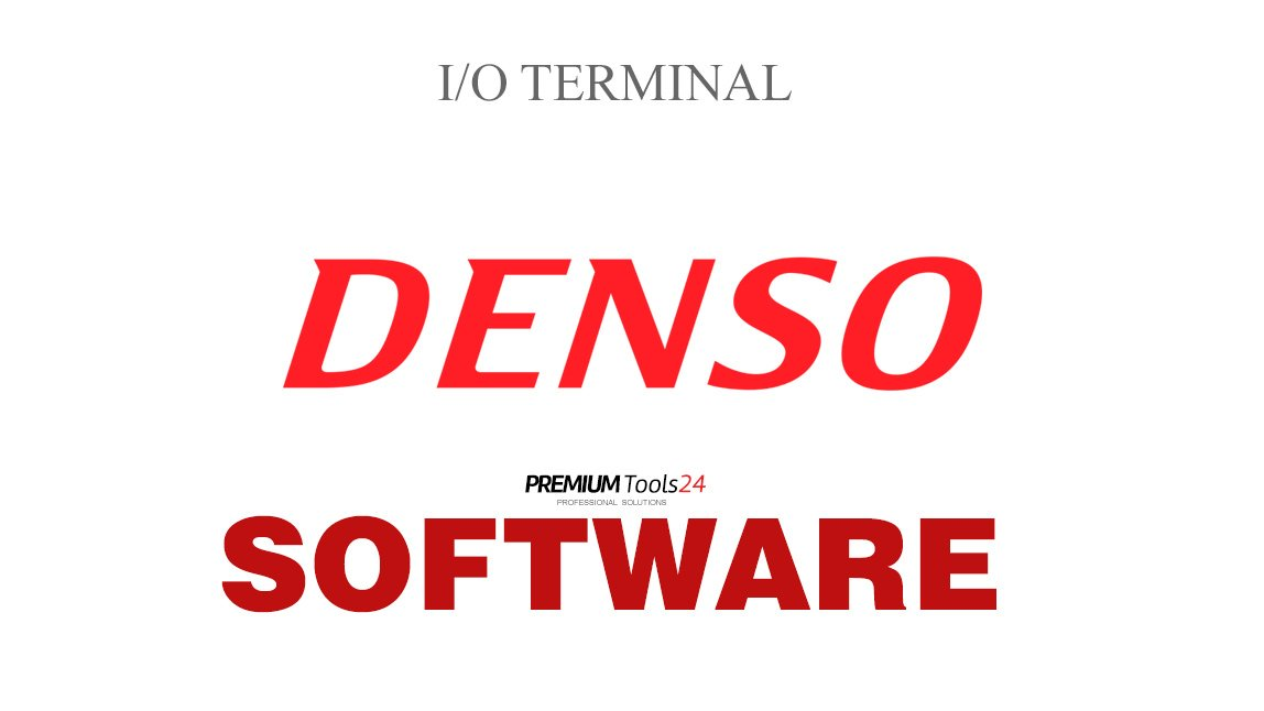 software denso ecu for i/o terminal