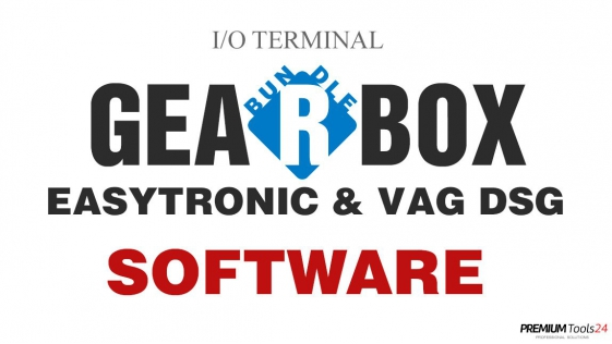 SOFTWARE GEARBOX BUNDLE (EASYTRONIC VAG DSG) FOR I/O TERMINAL
