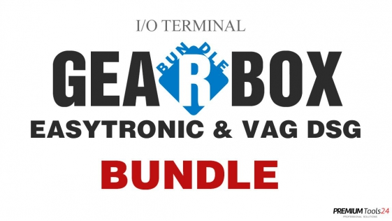 SOFTWARE GEARBOX BUNDLE (EASYTRONIC VAG DSG) FOR I/O TERMINAL