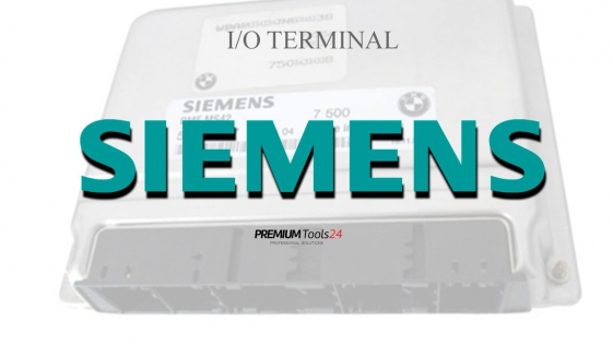 SOFTWARE SIEMENS ECU FOR I/O TERMINAL