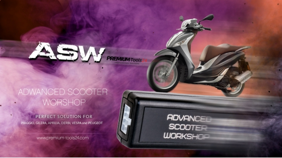 Advanced Scooter Workshop (ASW)