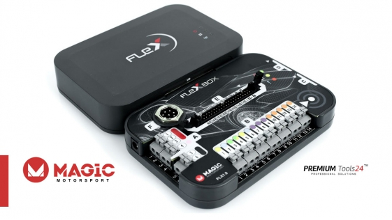 MagicMotorSport - Full Master FLEX + Extra DynoRoad