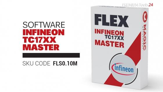 Software Flex Infineon TC17xx Master