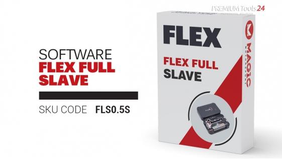 Full Flex software package Slave
