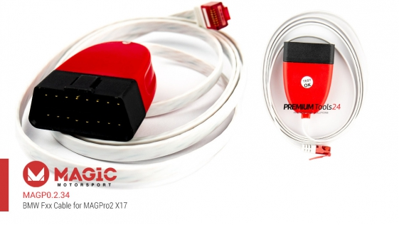 MagicMotorSport MAGPro2 x17 with FLEX (MASTER)