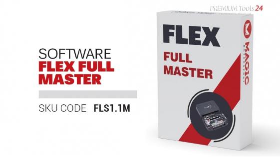 Full Flex software package Master