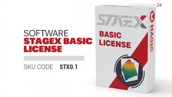 StageX BASIC Software License