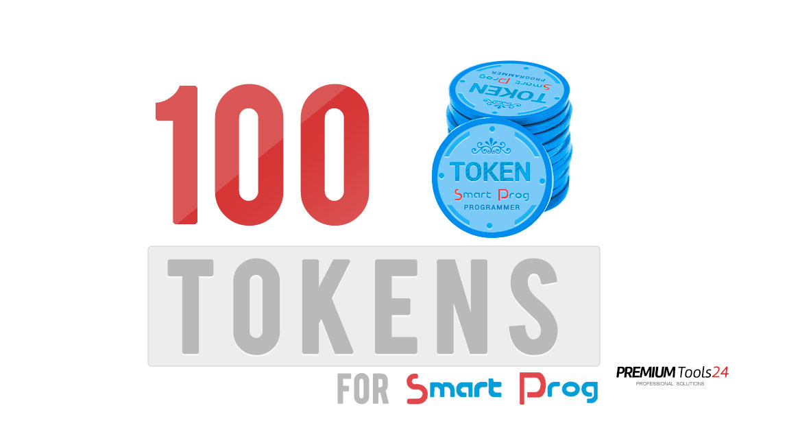 100 Tokens for Smart Prog