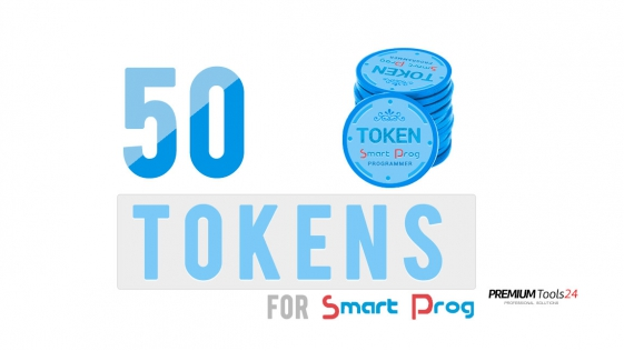 50 Tokens for Smart Prog