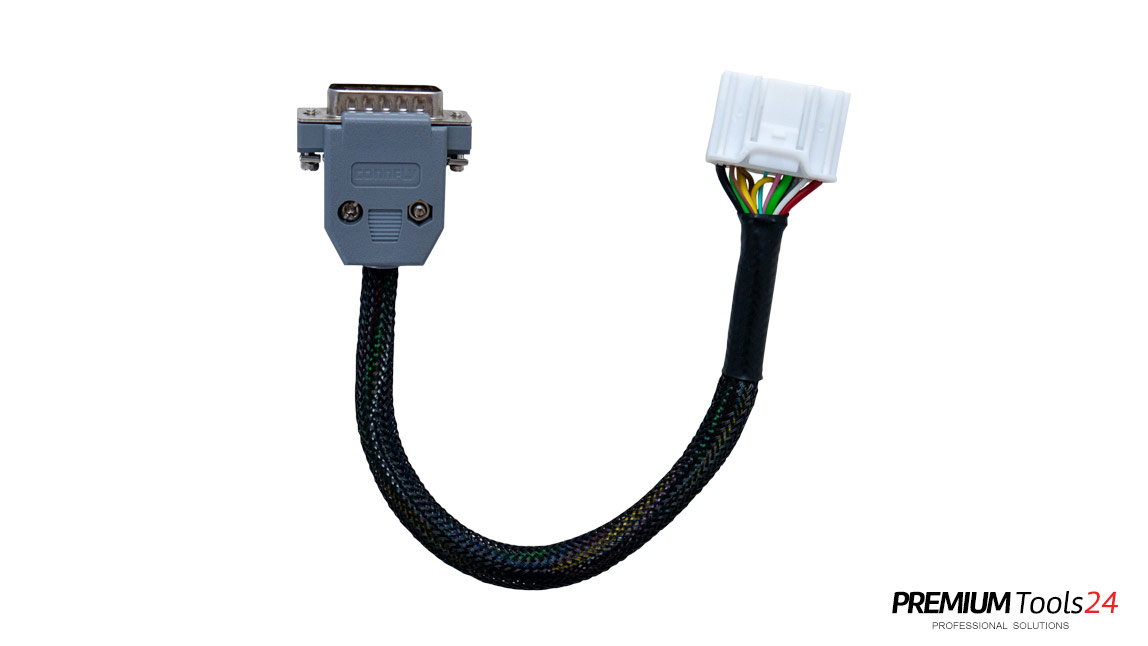Diagnostic adapter X437A for T-CAN PRO