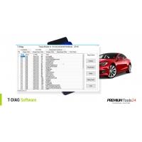 T-Diag - diagnostic interface for Tesla S & X