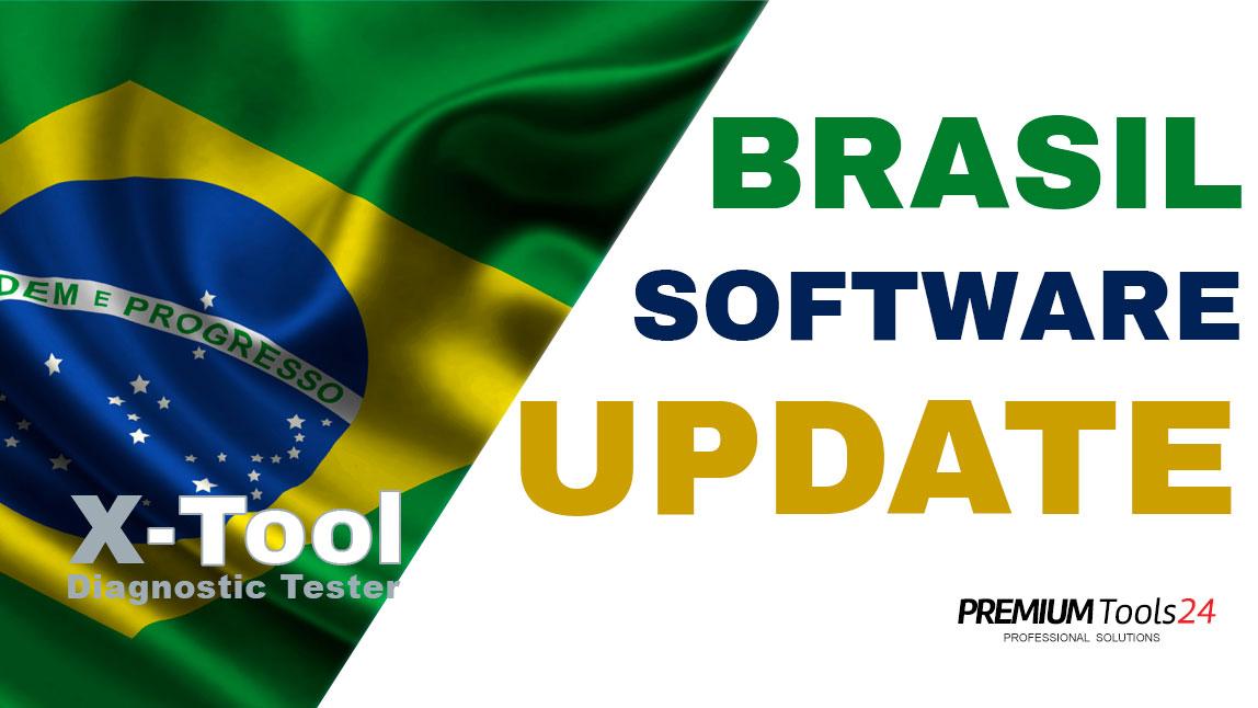 X-Tool BRASIL Software Update
