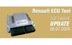 Software Update for Renault ECU Tool - version 2.97 (08.07.2020)