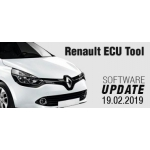 Renault ECU Tool v2.79a (updated 19/02/2019)