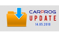 CarProg Dash Update 14.05.2018