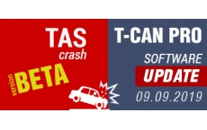 T-CAN PRO - SOFTWARE UPDATE 20.09.2019