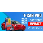 T-CAN PRO - Software Update 23.05.2019