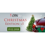 T-CAN PRO - Christmas Edition (19.12.2018)