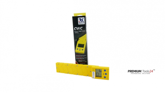 Mobile Portable Scale - up to 1000kg per wheel